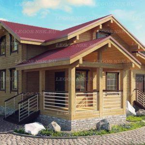 Дом из профилированного бруса Ногинск