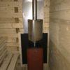 Баня 4х7 парилка